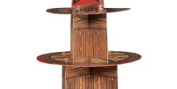 Western Party Cupcake Stand (each)