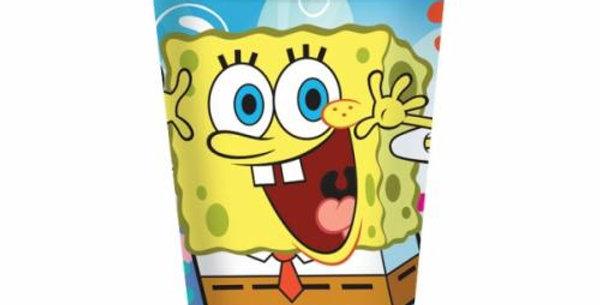 8 cups spongebob