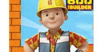 Bob the Builder Napkins - 33cm (20pk)
