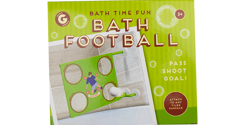Bath Time Football