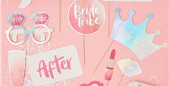 HEN PARTY PHOTO BOOTH PROPS -