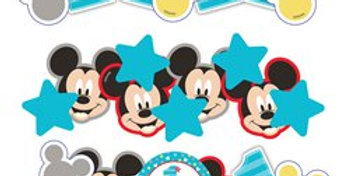 Baby Mickey Fun One Confetti (each)