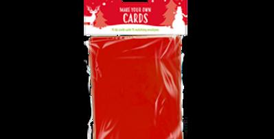 Christmas Cards Craft Set - 15 Pack