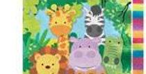 Animal Friends 2ply Napkins (20pk)
