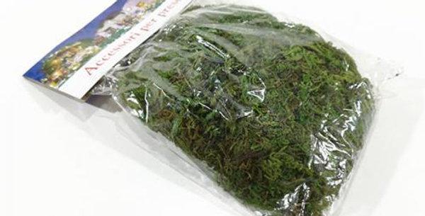 Artificial Moss in a bag 35gr
