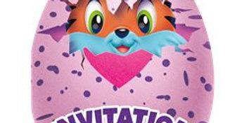 Hatchimals Party Invitations (8pk)