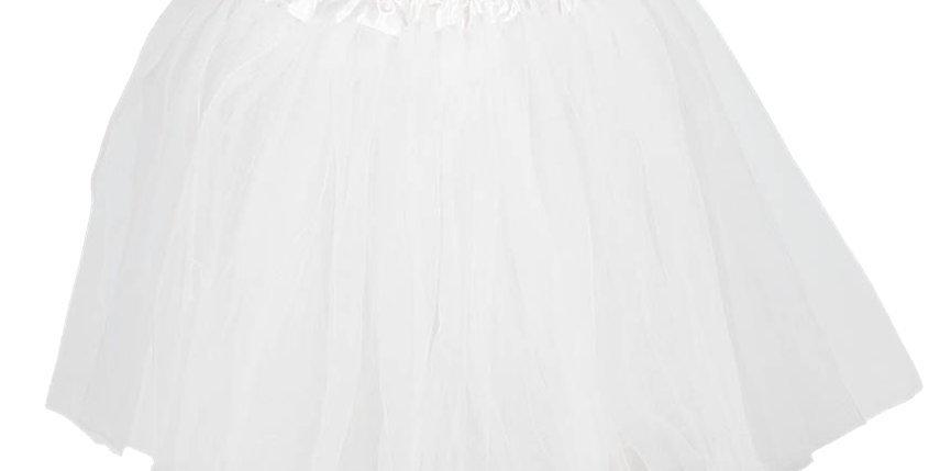 White Tutu - Child One Size