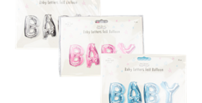 Wholesale Baby Foil Balloons air fill only