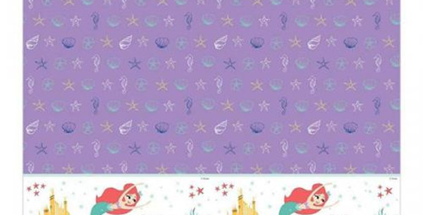 Ariel plastic tablecover rectangle