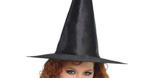 Classic Witches Hat - 39.5cm tall