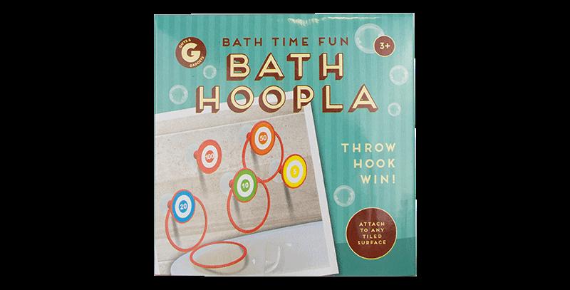 Bath Time Hoopla