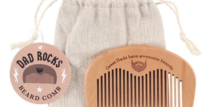 DAD'S BEARD COMB