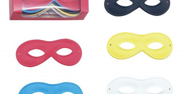 Small Rayon masks colours available