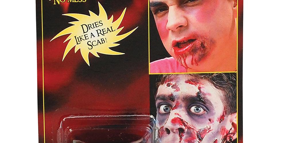 Bloody Scab Make-Up Kit