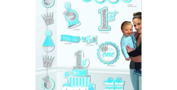 Birthday (1st) Boy Decorating Kit