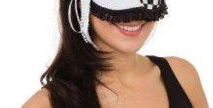 Harlequin Jester Mask