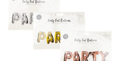 Party Foil Balloon Air fill only
