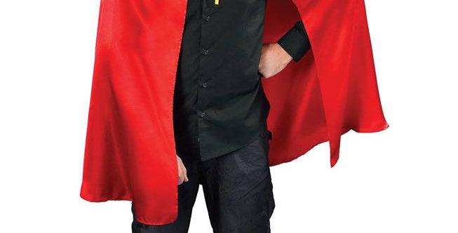 Super Hero Red cape Unisex