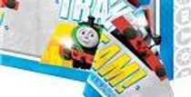 Thomas the Tank Engine Plastic Tablecover (each)