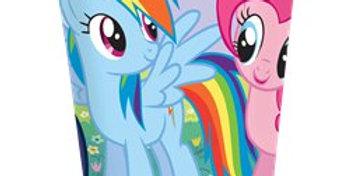 My Little Pony Plastic Favour Cup - 455ml (each