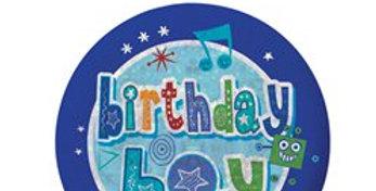 Birthday Boy/girl badges