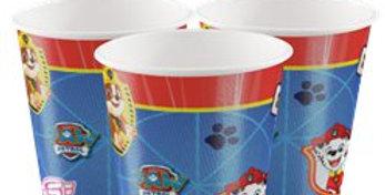Paw Patrol Paper Cups - 250ml (8pk)