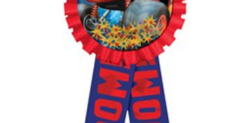 Blaze and the Monster Machines Confetti Filled Award Ribbon (each)