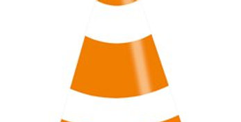 On the Road Party Hats (8pk