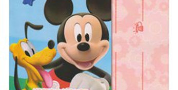 Mickey Mouse Party Invitations (6pk)