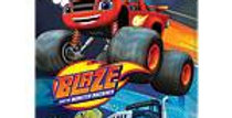 Blaze and the Monster Machines Party Bags - Plastic Loot Bags (8pk)
