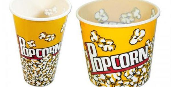 11cm diameter small popcorn holder