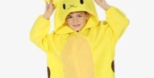 Electric Chinchilla - Child Costume (each)10-12 .7-9 years includes jump