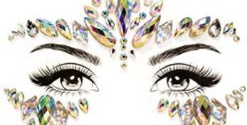Disco Diva - Face Gems