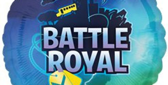 Battle Royal Balloon - 18'' Foil (each)