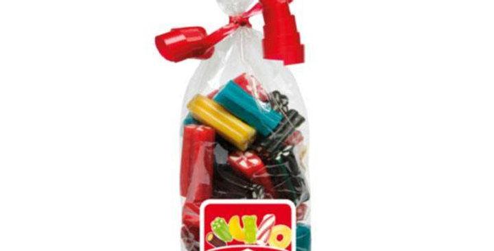 Bag of liquorice sweets 250gr