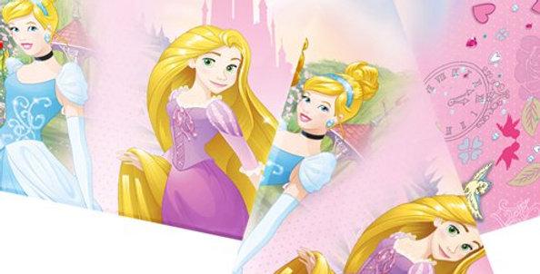 Disney Princess Plastic Tablecover - 1.2m x 1.8m (each)