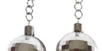 70s Disco Ball Earrings (each)