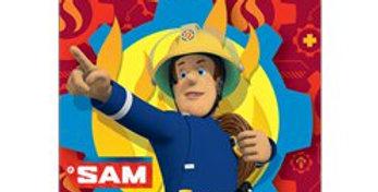 Fireman Sam - Plastic Lootbag (8pk