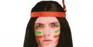 Indian Man Wig