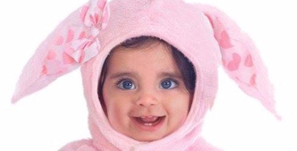 Little Wabbit Pink
