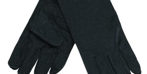 Black Child's Gloves