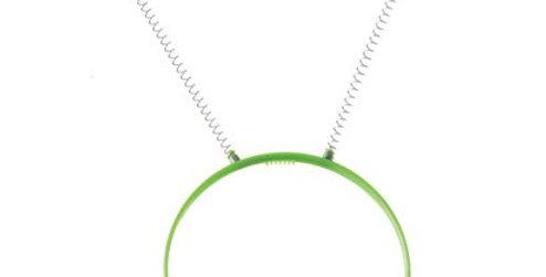 Glitter Shamrock Headband - 26cm