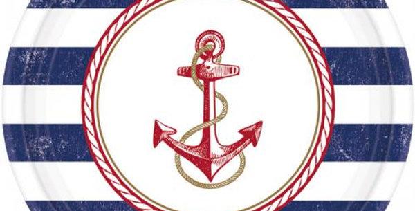 8 Pates Anchors Away 27CM
