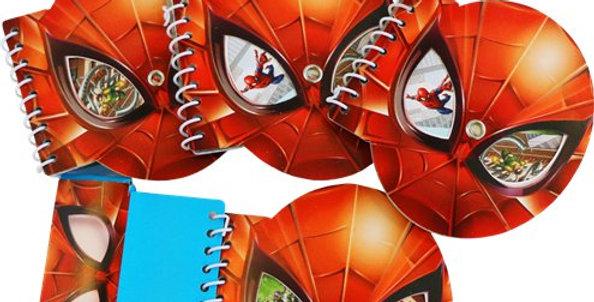 Spider-Man Colour Activity Kit   6pk