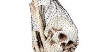 Skull and Bones Set (27cm) (12 pc)