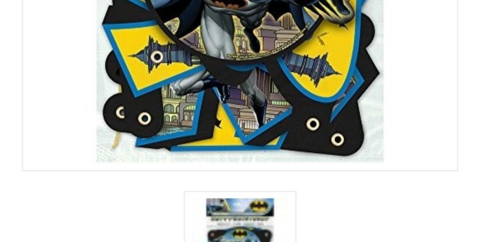Batman large letter banner 6ft