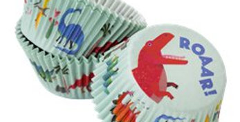 Little Party Dino Cupcake Cases (30pk)
