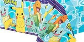 Pokémon Plastic Tablecover - 1.8m x 1.2m (each)