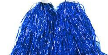 Cheerleading Pom Poms - Standard Tinsel