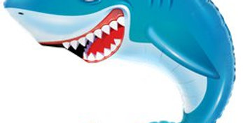 Shark Supershape Balloon - 36'' Foil